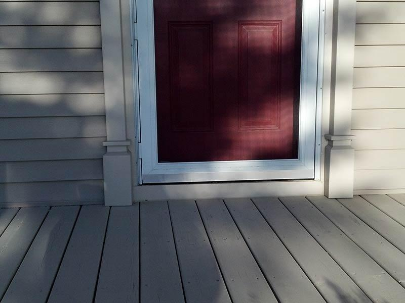 Trim and Door Replacement